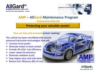 All Gard Surface Care LLC the future of surface protection … is here!