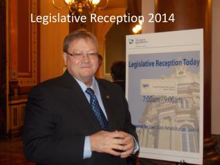 Legislative Reception 2014