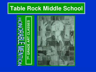 Table Rock Middle School