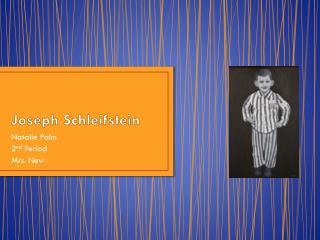 Joseph Schleifstein