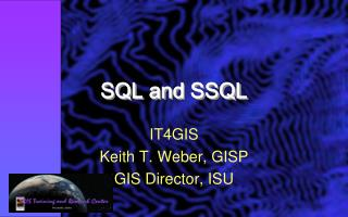 SQL and SSQL