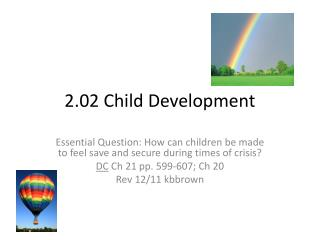2.02 Child Development