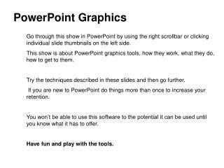 PowerPoint Graphics