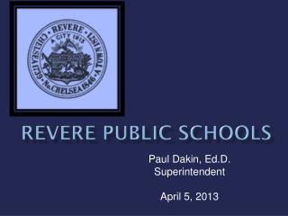 Revere Public Schools