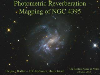 Photometric Reverberation Mapping of NGC 4395