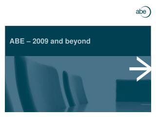 ABE - PowerPoint Presentation