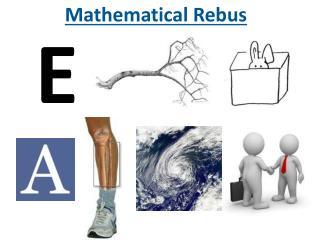 Mathematical Rebus