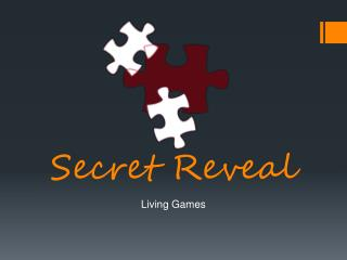 Secret Reveal