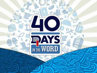 Love the Word 	Learn the Word 	Live the Word