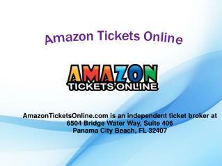 Discount Tickets For Cirque du Soleil