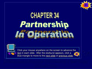 Partnership In Operation