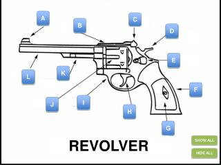 Double Action Revolver Diagram