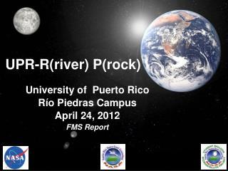 UPR-R (river ) P (rock )