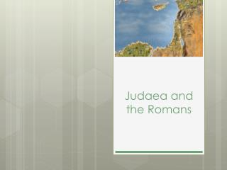 Judaea and the Romans