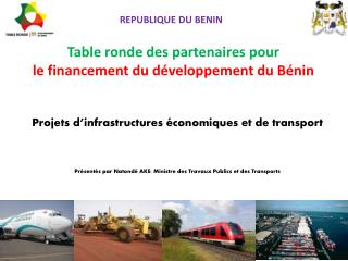 REPUBLIQUE DU BENIN