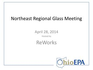 Northeast Regional Glass Meeting