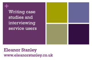 Eleanor Stanley eleanorstanley.co.uk