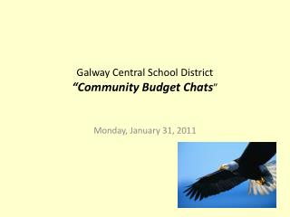 "Galway Central School District ""Community Budget Chats """