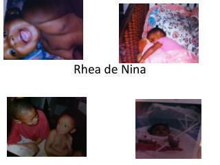 Rhea de Nina