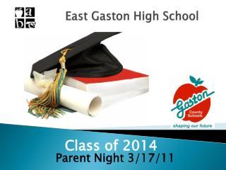 East Gaston High School