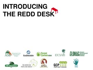 Introducing the  Redd  Desk