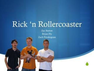Rick 'n Rollercoaster