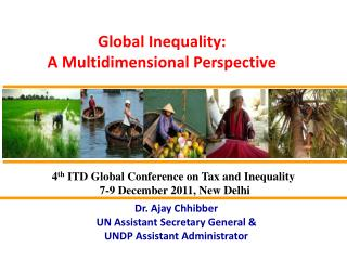 Global Inequality: A Multidimensional Perspective