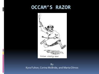 Occam�s Razor