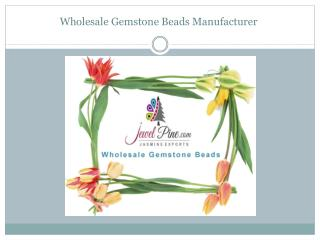 Shop Wholesale Gemstone beads, Cabochons & Jewelry at Jewelp