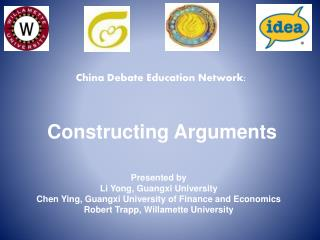 China Debate Education Network:
