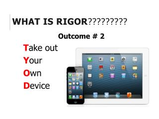 What is RIGOR ?????????