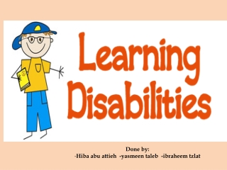 What is the difference - Slow Learner or Learning Disabled