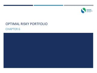 Optimal risky portfolio