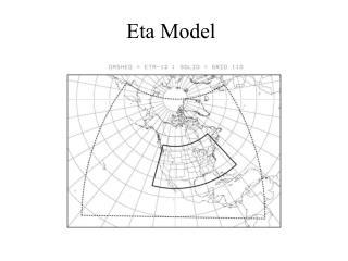 Eta Model