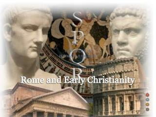 Rome and Early Christianity