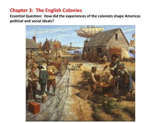 Colonist s Rights as Englishmen