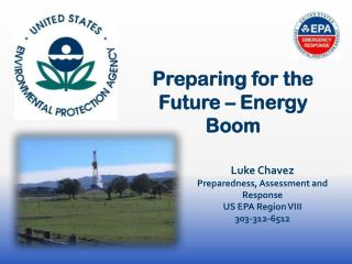 Preparing for the Future � Energy Boom