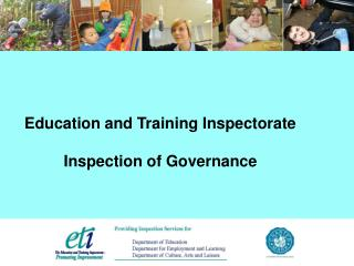 Education and Training Inspectorate Inspection of Governance