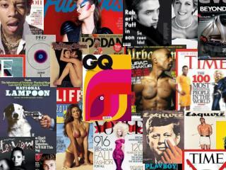 Magazine analysis .