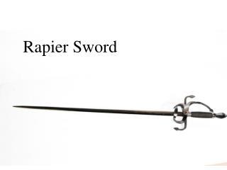 Rapier Sword