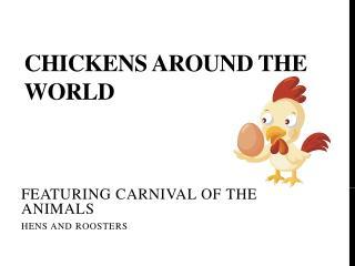 Chickens Around the World