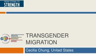 Transgender Migration