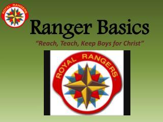 Ranger Basics