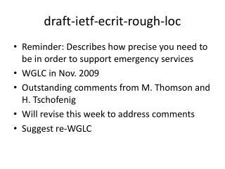 draft-ietf-ecrit-rough-loc