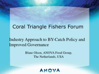 Coral  Triangle Fishers Forum