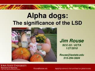 Jim Rouse SCC-33 / UCTA 1/27/2010