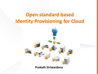 Open standard based  Identity  Provisioning  for  Cloud