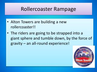 Rollercoaster Rampage