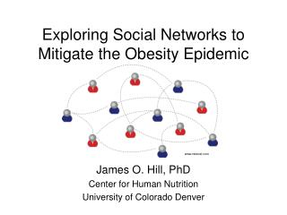 Exploring Social Networks to Mitigate the Obesity Epidemic