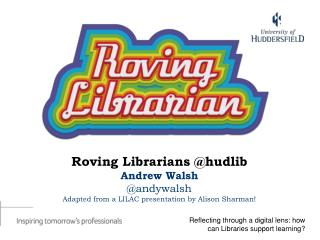 Reflecting through a digital lens: how can Libraries support learning?